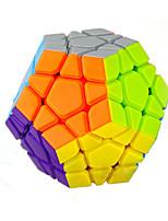 Cubes Magiques IQ Cube Yongjun Megamix Vitesse Cube de vitesse lisse Magic Cube Puzzle Arc-en-ciel ABS
