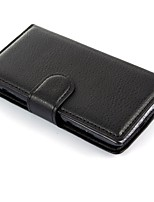 Embossed PU Leather Wallet Phone Holder for Nokia Lumia520