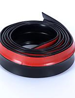 Carking™  2.5M Black Moulding Trim Car Door Edge Guard Strip Protector