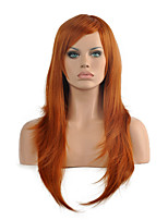 Cosplay Wig Inspired by Sword Art Online Asuna Yuuki Light Brown Hair Synthetic Wig.