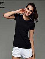 Corrida Blusas Mulheres Compressão Corrida Esportivo Wear Sports Outros