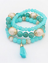 European And American Fashion Small Fresh Tassel Bracelet