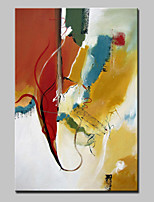 Hand Painted Canvas Oil Paintings Modern Abstract Landscape Picture Wall Art With Stretched Frame Ready To Hang 90x140cm
