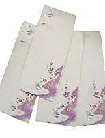 China Wind retro creative Chinese style 5 envelopes (Pictorial random)