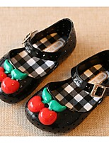 Baby Shoes Casual PVC Flats Black / Yellow / Red