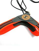 Chien Harnais Orange Hiver / Eté / Printemps/Automne Géométrique Mode-Lovoyager, Dog Clothes / Dog Clothing