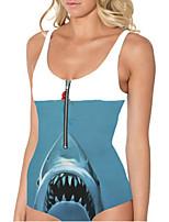 Summer Animation Style Female's Swimwear