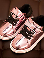Sneakers a la Moda(Rosa / Rojo / Oro) -Comfort-Semicuero