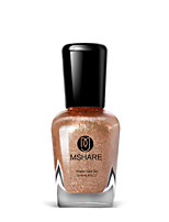 Mshare Pregnant Women with Children Available Coffee 15ML Nail Polish for 2 Years
