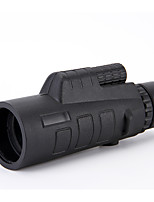 BRESEE 10 42mm Monocular BAK4 Night Vision / High Definition / Waterproof / Fogproof 246ft/1000yds 3 Central Focusing