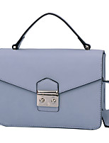 DAVIDJONES/Women-Formal / Casual / Event/Party / Office & Career-PU-Shoulder Bag-Multi-color