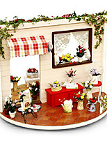 Chi Fun House Valentines Day Gifts Diy Handmade House Rose Garden Love Song
