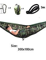 Hamac(Camouflage)Résistant à l'humidité / Etanche / Respirabilité / Résistant aux ultraviolets / Séchage rapide / Antimite / Bonne