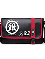 Gintama Gintoki Sakata Black Canvas Bag / More Accessories