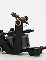 Bobina de Máquina de Tatuar PROFESSIONA máquinas de tatuagem Ferro Fundido Sombreado Corta-Arame
