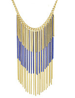 Damen Halskette Geschenk / Party / Alltag / Büro  & Karriere / im Freien / Normal Ohne Stein Legierung