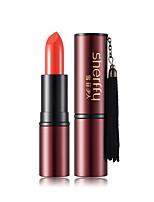 Rouges à Lèvres Humide Crème Gloss coloré Rouge 1 No