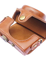SLR CaseForSony One-Shoulder Brown