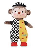Metoo Senbao Monkey Mascot Plush Toy Doll Doll Birthday Gift Monkey Circus Treasure 35Cm