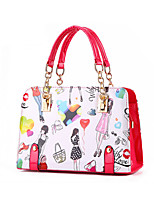 Women-Formal / Event/Party / Wedding-PU-Tote-Multi-color