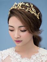 Bride's Dragonfly Shape Wedding Hair Accessories Headbands Headpieces 1 Piece