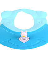Ajustable Safe Shampoo Shower Cap  Bath And Sunshade Protect Soft Cap Hat For Baby Children Kids