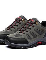 Scarpe Donna-Sneakers alla moda-Tempo libero-Comoda-Piatto-Tulle-Marrone / Verde / Viola / Grigio / Arancione / Fucsia