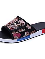 Zapatos de Hombre-Sandalias-Casual-Tejido-1 #