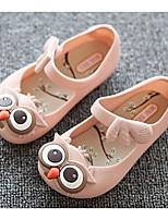 Zapatos de bebé-Planos-Casual-PVC-Negro / Azul / Amarillo / Bronceado / Almendra
