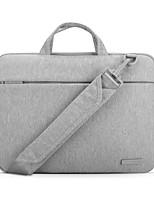pofoko® 11/13/15 Zoll wasserdichte Oxford-Gewebe Laptoptasche schwarz / grau