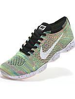 Nike Flyknit Zoom Agility Training Men's Sneaker Shoes Fabric Green
