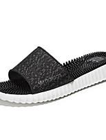 Zapatos de Hombre-Sandalias / Chanclas-Exterior / Oficina y Trabajo / Vestido / Casual-Sintético / Materiales Personalizados-Multicolor