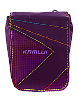 L Size Camera Case for Casio zr1000/zr1200/rx100  8.5*5*10.5 Purple