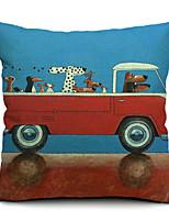 Linen Pillow Case,Novelty Others