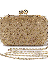 L.WEST Women's Handmade The Diamonds Evening Bag