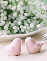 Love Birds Salt and Pepper Shakers Wedding Favors BETER-TC025