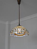 Max 60W Tiffany Stile Mini Altro Metallo Luci PendentiSalotto / Camera da letto / Sala da pranzo / Cucina / Sala studio/Ufficio / Entrata