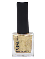 1PC-Tribal color Bling Nail Oil Polish -11ml/Bottle 1#--10#