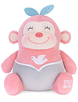Metoo Microphone Rabbit Plush Toy Monkey  Sunpoo Monkey Mascot Creative Birthday Gift Smiling Dove 10.5 Inches