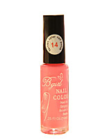 Bgirl Painting Pink 10ML Manicure Drawing Pen Nail Polish for 3 Years
