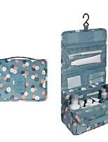 Large Capacity Portable Travel Organizer Bag Hanging Comestic Shower Bag
