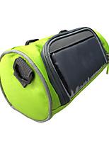 Bike Handlebar Bag/Bike Frame Bag/GPS Function Tube Rack Bag Cycling/For Iphone 4s 5c 5s 6/Samsung Galaxy S4 S5 S6
