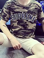 Hip Hop Camo Tee Short Sleeve Men T-Shirt Camouflage T Shirts Drake Mens Streetwear Rap