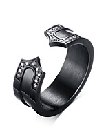Stainless Steel Ring Fashion and Personality