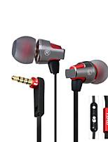 AWEI Awei ES-860hi Ecouteurs Intra-AuriculairesForLecteur multimédia/Tablette / Téléphone portable / OrdinateursWithAvec Microphone / DJ