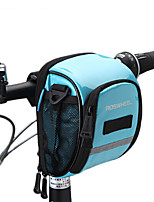 Bolsa para Guidão de Bicicleta Zíper á Prova-de-Água / Vestível / Á Prova de Humidade / Camurça de Vaca á Prova-de-Choque CiclismoPele PU