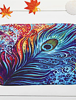 Hot Sale New Designed Coral Fleece Material Non-Slip Rectangle Mat W16