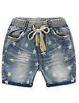New 2016 Spring Summer Style Children's Clothing Boys Baby Jeans Children Trousers New Korean Version