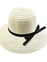 Traveling Bow Hat Summer Beach Ms Collapsible Sun Protection UV Hat