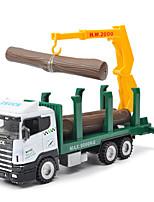 Children's toy car truck 1:48 back of alloy car model toy excavators 1:48 sprinkler (9PCS)